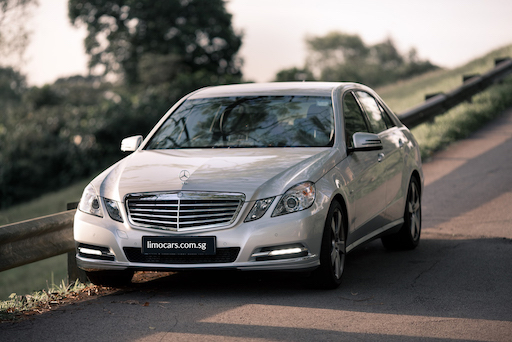 Mercedes E Class Car Rental