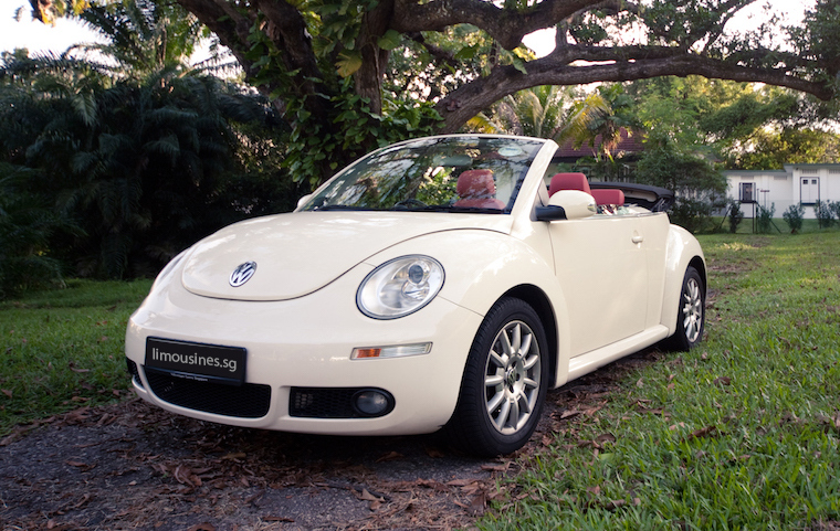Volkswagen Beetle Cabriolet Car Rental