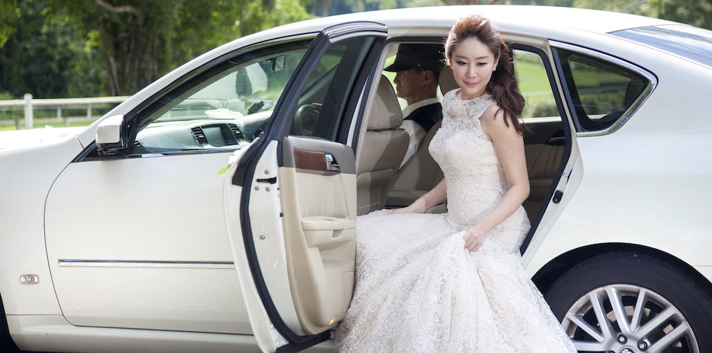 Wedding Car Limousine Services Singapore